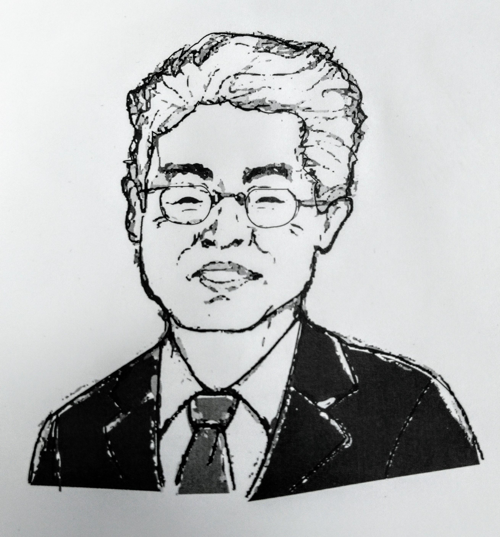 横澤昌典氏(イラスト)